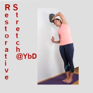 stretch and breathe restorative