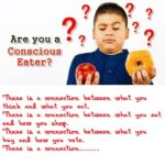 conscious eater