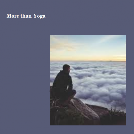 not just yoga we will guide you to your dreams
