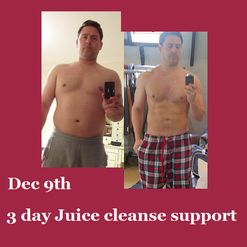 Yoga and Juicing 3 day Cleanse